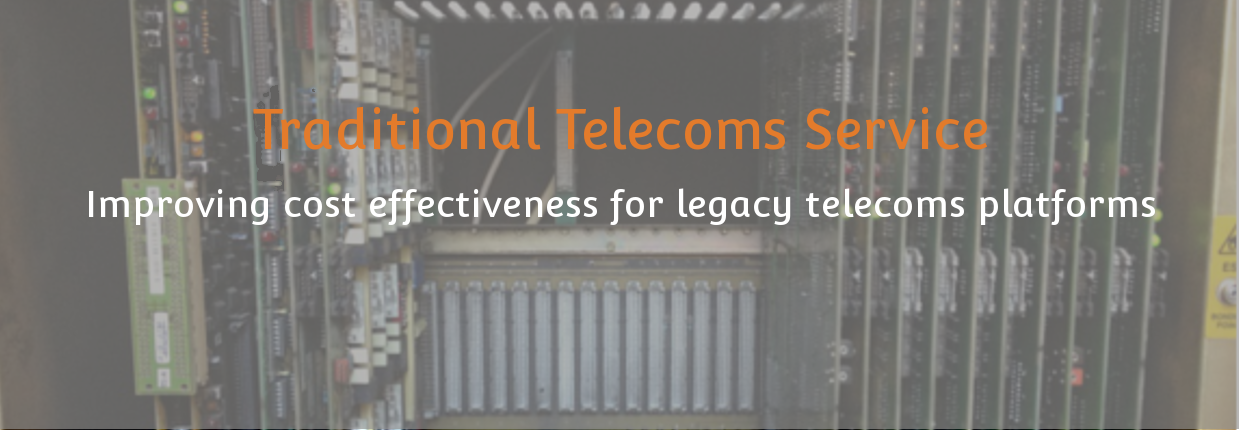 Traditional Telecoms